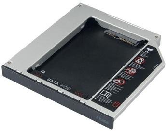 Akasa N.Stor HDD Bay For Optical Drive AK-OA2SDE-BK