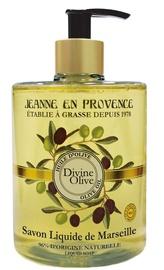 Jeanne en Provence Divine Olive 500ml Liquid Soap