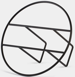 Umbra Hoop Magazine Rack Black