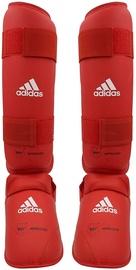 Adidas Shin & Step Leg Protectors 661.35 Red M