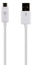 LG Original Universal USB To Micro USB Cable 1m White OEM