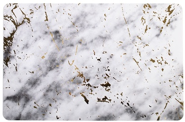 Home4you Marble 28x43cm White Stone
