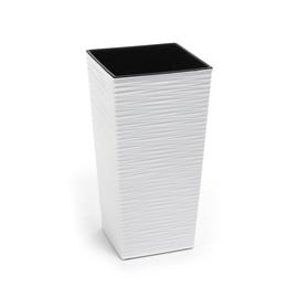 SN Finezija Dluto Indoor Plant Pot 35x35x68cm White
