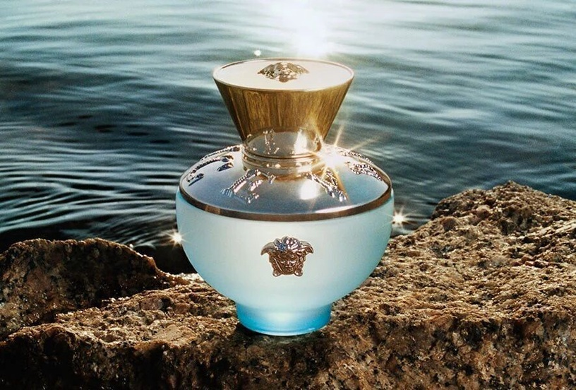 Tualetinis vanduo Versace Pour Femme Dylan Turquoise 30ml EDT
