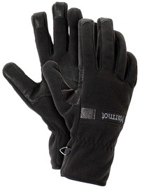 Marmot Gloves Windstopper Black M