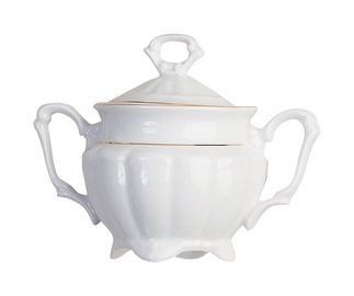SN Maria Teresa Sugar Bowl 0.25l White