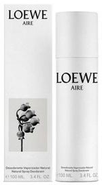 Loewe Aire Deodorant Spray 100ml White
