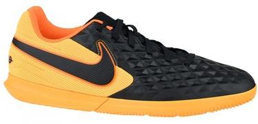 Nike Tiempo Legend 8 Club IC AT6110 008 Black Orange 40.5