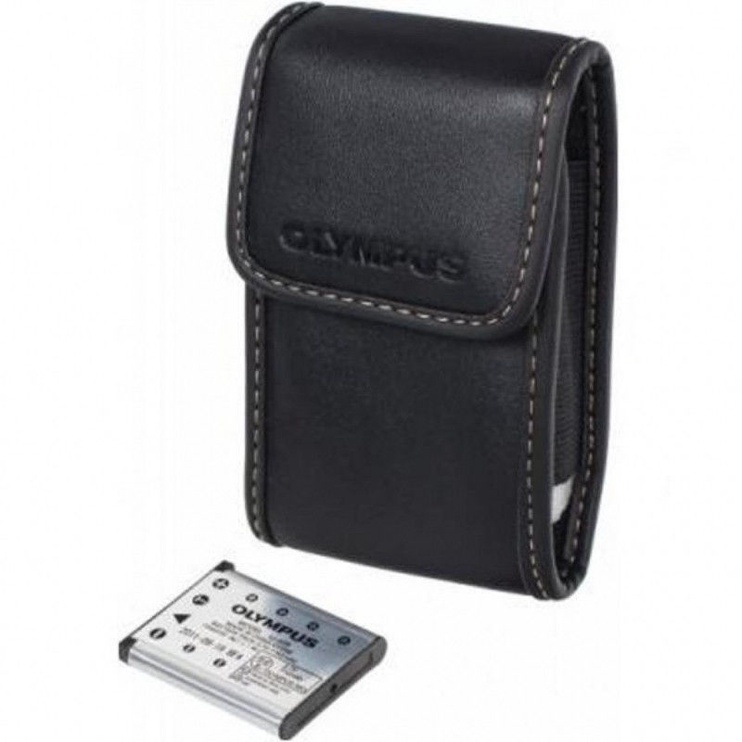 Olympus Accessory Kit Li-70B Battery + Camera Case