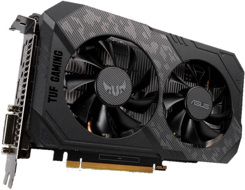 Asus TUF Gaming GeForce GTX 1650 4GB GDDR6 PCIE TUF-GTX1650-4GD6-P-GAMING