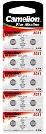 Camelion AG11 Alkaline Battery 10x