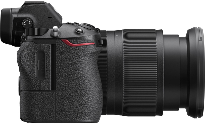 Nikon Z7 + 24-70mm f4 + FTZ Adapter Kit