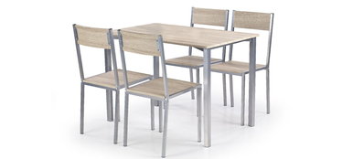 Halmar Dining Room Set Ralph Sonoma Oak