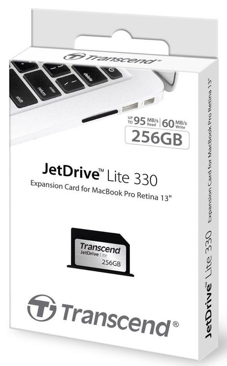 Transcend 256GB JetDrive Lite 330 for Macbook Pro (Retina) 13''