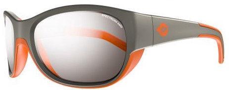 Akiniai nuo saulės Julbo Luky Spectron 4 Boys Grey/Orange, 47 mm