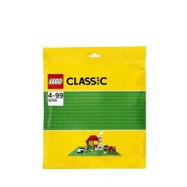 Добавки Constructor LEGO Строительная пластина зеленого цвета 10700