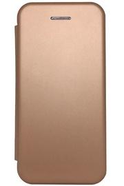 Evelatus Book Case For Samsung Galaxy J6 Plus Rose Gold