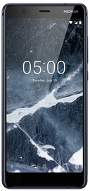 Nokia 5.1 32GB Dual Tempered Blue