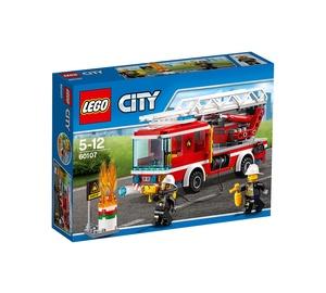 Konstruktor Lego City 60107 Tuletõrje redelauto