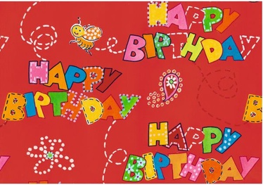 Susy Card Birthday Gift Wrap 11165917