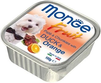 Monge Fruit Duck/Orange 100g