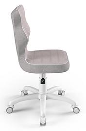 Entelo Childrens Chair Petit Size 4 CR08 White/Pink
