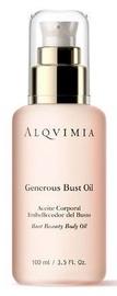 Kehaõli Alqvimia Generous Bust Oil, 100 ml