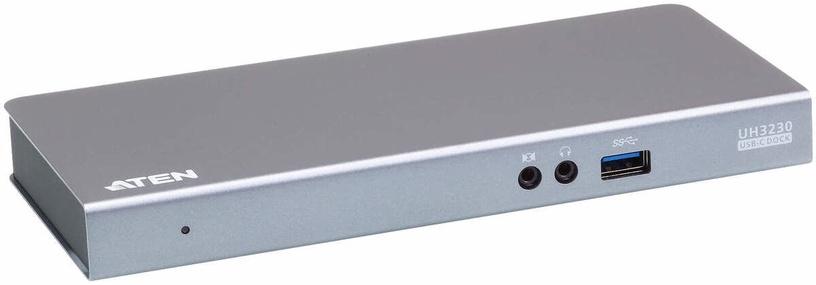 Aten UH3230 USB-C Multiport Dock with Power Charging