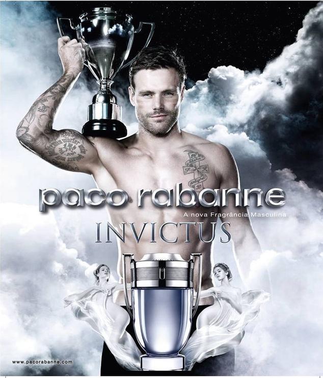 Туалетная вода Paco Rabanne Invictus 100 мл EDT + 150 мл Дезодорант + 10 мл EDT