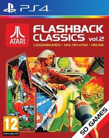 Atari Flashback Classic Vol. 2 PS4