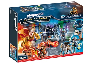 Konstruktors Playmobil Christmas 70187