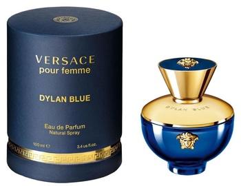 Kvapusis vanduo Versace Dylan Blue Femme 100ml EDP