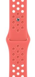 Ремешки Apple 41mm Magic Ember/Crimson Bliss Nike Sport Band, oранжевый/розовый
