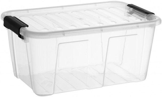 Plast Team Home Box with Lid 335x154x220mm