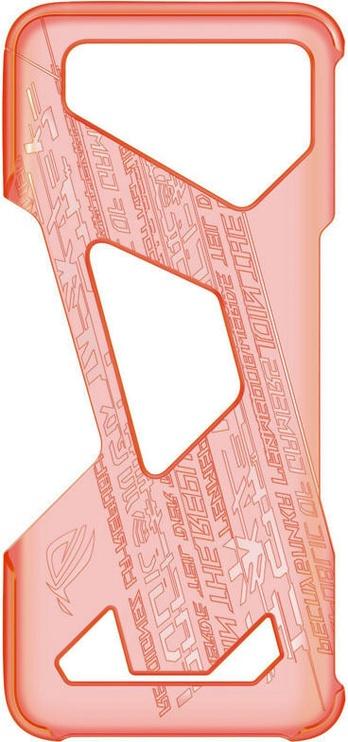 Чехол Asus, oранжевый