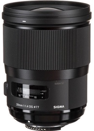 Sigma 28mm F1.4 DG HSM Art for Nikon