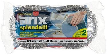 Arix Splendelli Metal Scourer 2pcs