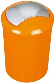 Spirella Sydney Waste Bin 5l Orange