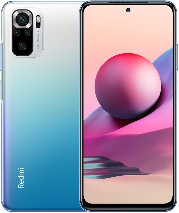 Мобильный телефон Xiaomi Note 10S, синий, 6GB/128GB