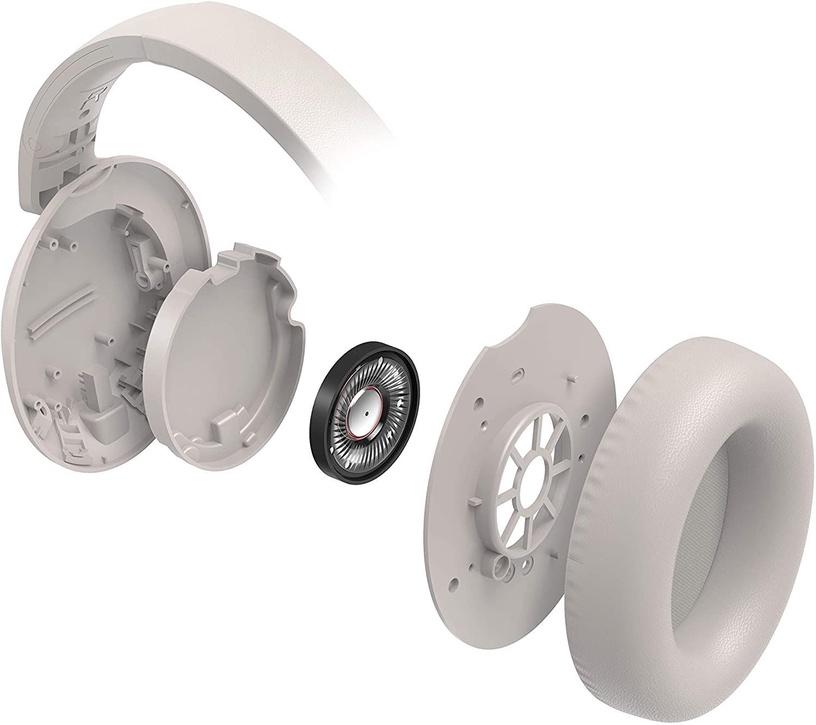 Belaidės ausinės TCL ELIT400BTWT Cement Gray