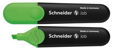 Tekstimarker Schneiders Job 1504 roheline
