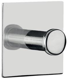 Spirella Hook Punt 4,5x4,5cm Square Shiny
