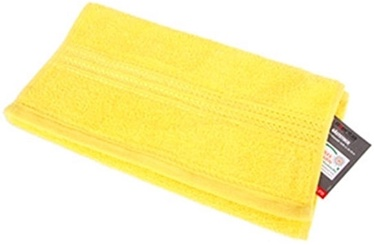Verners Frotee 30x50cm Yellow