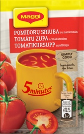 Pomidorų sriuba su makaronais Maggi, 17 g