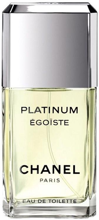 Tualetes ūdens Chanel Egoiste Platinum 100ml EDT