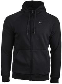 Under Armour Rival Fleece Full-Zip Hoodie 1320737-001 Black XL