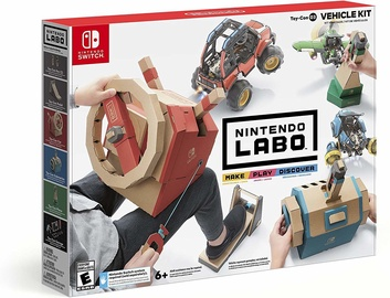 Nintendo Labo Vehicle Kit Toy-Con 03