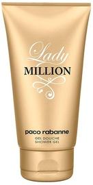 Paco Rabanne Lady Million 200ml Shower Gel