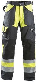 Dimex 698 Pants Black/Yellow 44