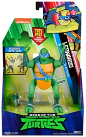 Rotaļlietu figūriņa Playmates Toys Teenage Mutant Ninja Turtles Leonardo BackFlip Ninja Attack 81401